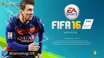 REPLAY. Découvrez FIFA 16 avec Julo et Plume