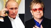 Elton John Putin pranked - Prank_ Putin called Elton John
