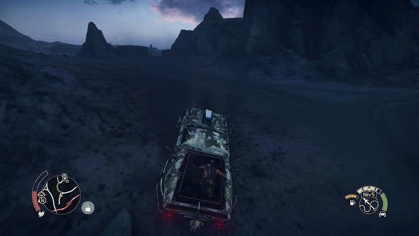 Mad Max - Et ça rame, ça rame