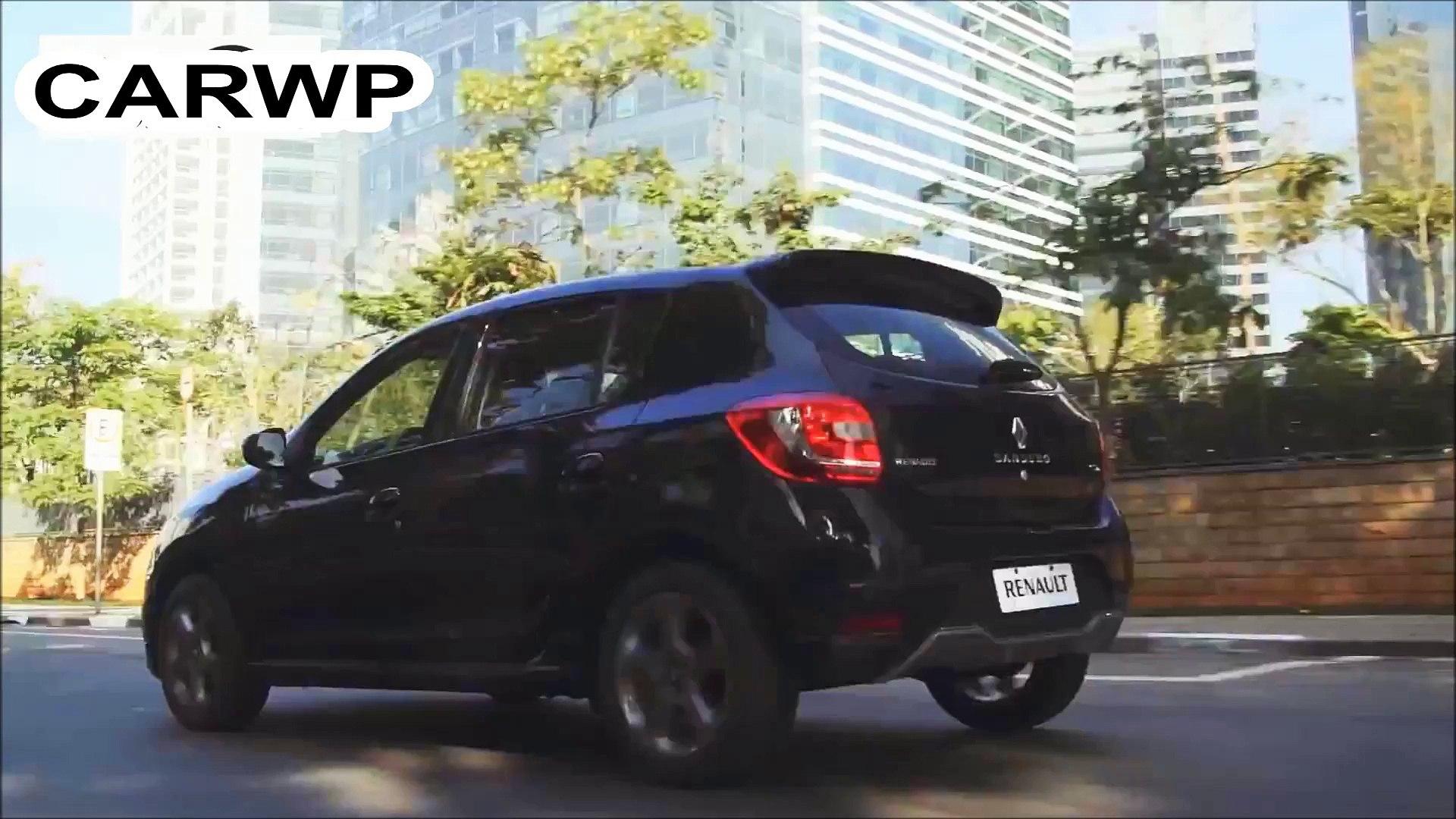 DESIGN R$ 48.990 Renault Sandero GT Line 2016 aro 16 1.6 8v Hi-Power 106 cv 15,5 mkgf @ 60 FPS