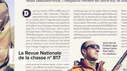 La Revue Nationale de la Chasse 817
