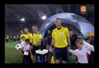 Barcelona empató 1-1 ante Roma en la primera fecha de la Champions League [Fotos y video]