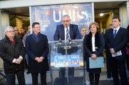 Inauguration Permanence de Campagne Unis pour changer La Seyne 2015 - Captation Discours - 720p