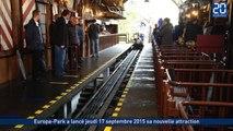 On a testé  «L'express des Alpes VR-Ride» de Europa-Park