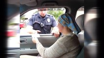 Teen with Bone Cancer Gets Surprise from Cops After Being Pulled Over