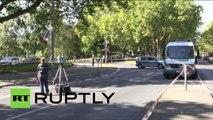 Un Irakien suspecté de terrorisme a été tué à Berlin après avoir blessé une policière