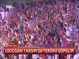 Erdoğan 'Çözüm sürecine şartlı devam' dedi Kılıçdaroğlu 'PKK'ya ne söz verdiniz' dedi