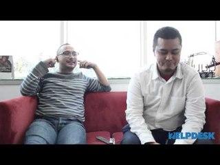 Apple iPad Mini Review feat. Aulia Masna - Save AS TV - Helpdesk