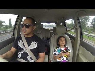 Isla & Abi : Carly Rae Jepsen - Good Time (car sing-a-long)