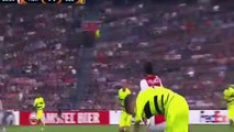 Viktor Fischer Goal - Ajax vs Celtic 1-1 [17.9.2015] Europa League 2015