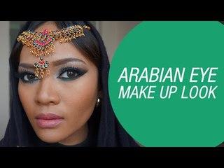 Arabic Make Up Look Tutorial by Rachel Goddard