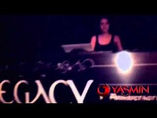 DJ Yasmin at Legacy Bandung