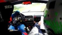 Maxence BUISSON/Florian DUTHU 106 S16 A6 Rallye des hautes cotes ES1