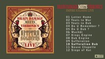 Brain Damage Meets Vibronics Live - #10 Sufferation dub