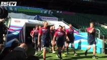 Rugby / Coupe du Monde : L'Angleterre démarre son Mondial