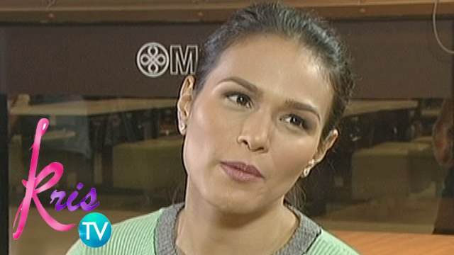 Kris TV: Iza reacts on being in love and moving on