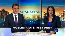 Britain First - Muslim riots in Sydney, Australia _ Facebook