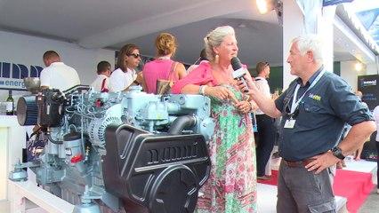 09/09/2015 - Présentation des moteurs John Deere marinisés par Nanni diesel