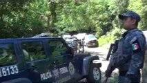 Siete cadáveres fueron hallados en fosas clandestinas en Acapulco