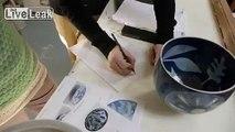 Experimental pottery animation