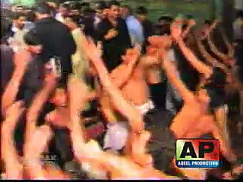 Qasam Da Lasha Video Noha by Zakir Hussain Zakir Nohay 2007