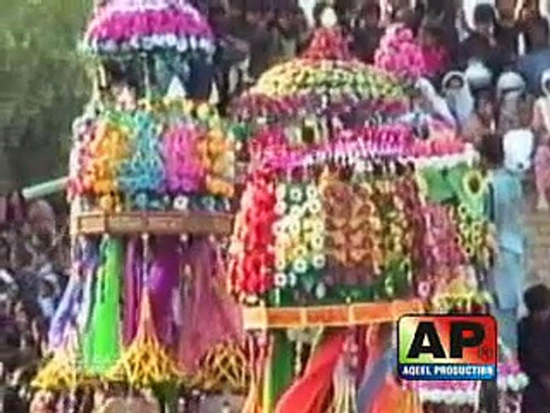 Zain Ghazi Jhatia Video Noha by Zakir Hussain Zakir Nohay 2007