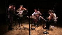 Johann Rosenmüller : Sonata Secunda a due violini par Boris Winter, Myriam Bulloz, Pierre Charles et Victorien Disse | Le Live de La Matinale