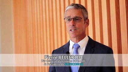 Interview de Pierre Bellerose - DG de Bolloré au Congo