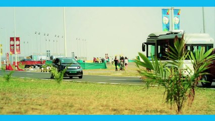 Les véhicules Bluecongo accessibles à tous