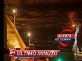 Breaking: Tsunami in Progress in Chile #Tsunami #Chile #ChileQuake