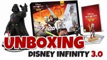 Qu'y a t'il dans la boîte de Disney Infinity 3.0 ?