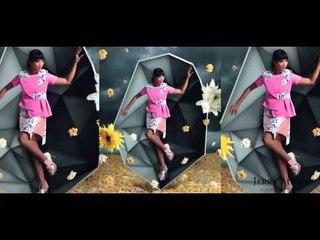 Behind The Scenes - Sade's Flowery Geometries Photoshoot