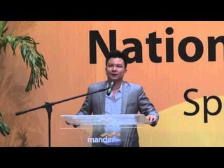 Bank Mandiri National Lecturer Series, Unair 2013