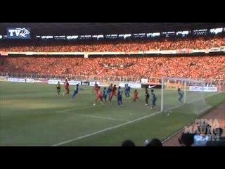Highlight Persija Jakarta vs Persib Bandung ISL 2014