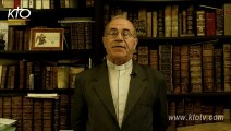 Père Armogathe : son regard sur la crise des migrants