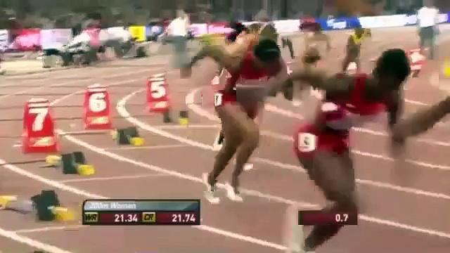 Dafne Schippers Wins Women's 200m Final at IAAF World Champi