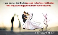 Real Brides and Grooms - Here Comes The Bride