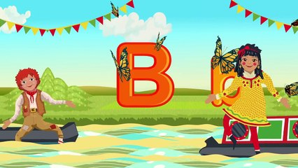 ABC Songs - ABC Song   Letters of the Alphabet - ABC Songs for Children