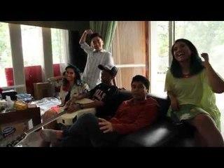 BTS Video Clip MARMUT MERAH JAMBU by THE NELWANS    Best HD Video Quality