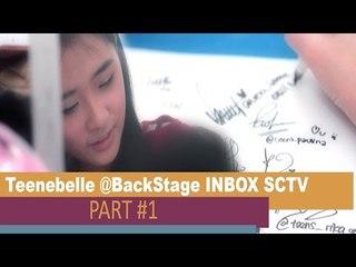 Teenebelle @BackStage INBOX SCTV_Part01