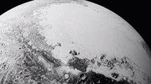 Les nouvelles images de Pluton