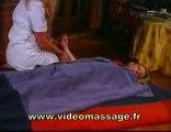 Le massage des bras et des mains