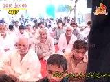 Zakir Syed M.Baqir Shah Naqvi Mojoki 05 Jul 2015 Barsi Syed Baba Hussain Shah  Mojianwala