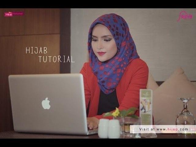 "Hijab Tutorial Special Ramadhan ""Meeting Style"" with Zahratul Jannah | Beautiful Woman"