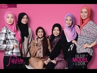 Workshop HijUp Model Look 2013 | Beautiful Woman