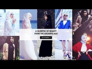 HijUp International Lookbook with Jenahara, Ria Miranda, and Restu Anggraini