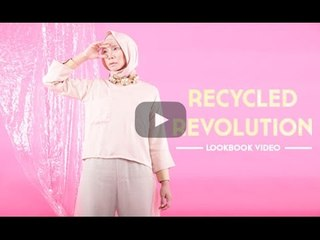Recycled Revolution Lookbook by HijUp.com