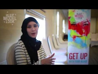 Let's Go to HijUp Model Look Final Night! | Beautiful Woman