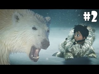 THE HELL WRONG WITH THIS POLAR BEAR!? - Never Alone #2