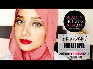 Skin Care Routine | #BeautyBoundAsia #AboutMe Indonesia | Linda Kayhz